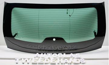 Afbeelding van Achterruit Lancia Delta 5 deurs (DONKERE RUIT)